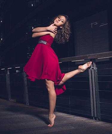 Prof Danse contemporaine