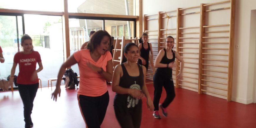 Programme Gym pour l'été